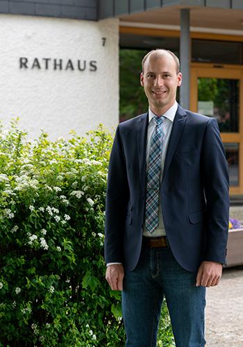 Christian Weber Bürgermeister Rammingen Alb-Donau Kreis