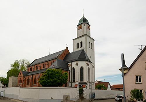 Kirche Rammingen