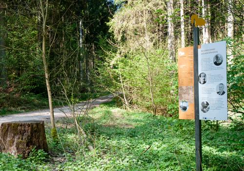 Wanderweg Rammingen