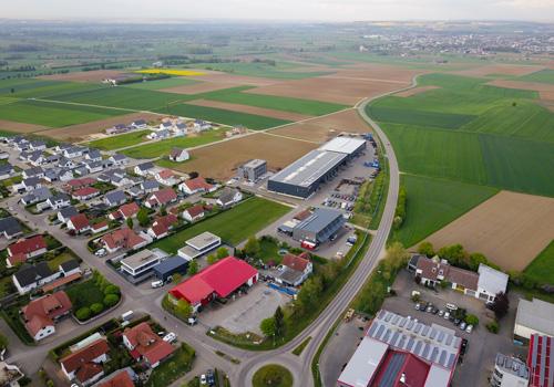 Gewerbegebiet Rammingen
