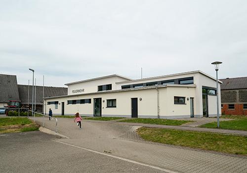 Feuerwehrhaus Rammingen