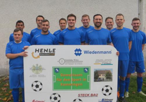zweite Mannschaft Rammingen